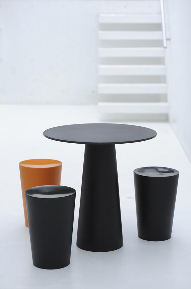 ガーデンテーブル+スツール